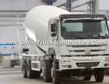 HOWO 8X4 12m3 Cement Concrete Mixer Truck for Sale