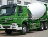 Sinotruk HOWO 8m3 Mixer Truck