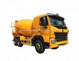 HOWO A7 6*4 371HP 10m3 Concrete Mixer Truck