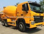 Sinotruk HOWO A7 Concrete Mixer Truck