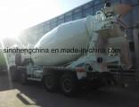 2017 HOWO 8X4 Concrete Mixer Truck! Hot Sale! !