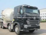 Sinoturk HOWO A7 8X4 12m3 Mixer Truck