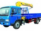FAW 6 Ton Truck Mounted Crane (SQ6.3SK2Q/ SQ6.3SK3Q)