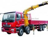Foton 8 Ton Truck Mounted Auxiliary Crane (SQ8ZK3Q)