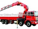 Foton 16 Ton Truck Mounted Crane 16 Ton (SQ16ZK4Q)