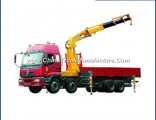 Foton 12 Ton Knuckle Boom Truck Mounted Crane