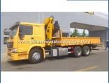 Sinotruk HOWO 6X4 10t Truck Mounted Crane