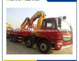 Dongfeng 12ton Knuckle Boom Truck Crane Pickup Crane Sq12zk3q