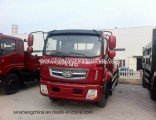 155HP 15 Ton Flatbed Lorry Truck, Cargo Truck