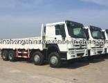 Hot Selling Sinotruk HOWO 8X4 290HP Cargo Truck
