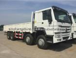 Sinotruk HOWO 371HP 8X4 12 Wheels Cargo Truck