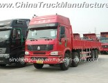 China 336HP HOWO 8X4 Cargo Truck Lorry Truck for Sale