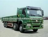 Durable Sinotruk HOWO 8X4 336HP Cargo Truck