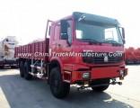 HOWO 6X6 All Wheel Drive Cargo Truck