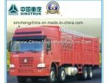 290HP Euroii Sinotruk / Cnhtc HOWO 8 X 4 Heavy Cargo Truck