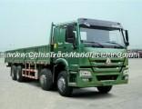 Hot Sale Sinotruk HOWO 8X4 336HP Cargo Truck