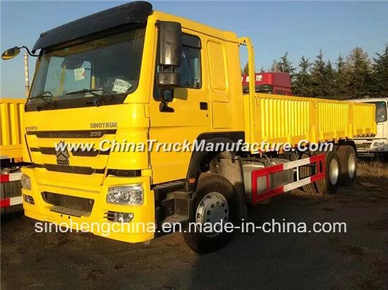 Hot Sale Sinotruk HOWO 6X4 266HP Cargo Truck
