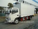 Dongfeng DFAC 4X2 5t Van Box Cargo Truck 95HP