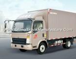 HOWO 8ton Light Van Truck