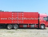 Sinotruk HOWO 6X4 336HP Van Truck
