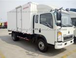 HOWO 3 Ton Light Van Truck