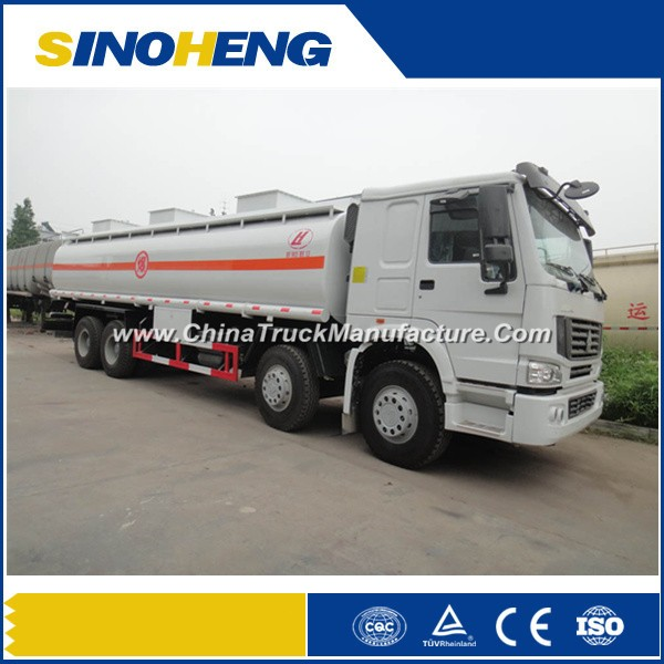 2015 China Hot Selling 20cbm Fuel Oil Tanker Truck