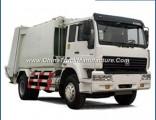 Sinotruk Heavy Duty 16cbm Garbage Compactor Truck