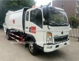 Sinotruk HOWO 16cbm Compressor Garbage Truck