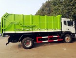 Docking Garbage Truck for Sale