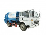 Sinotruk HOWO Self Loading Truck China Garbage Truck