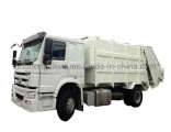 Sinotruck HOWO New Power Wheel Garbage Truck for Sale