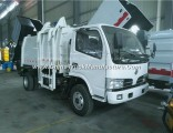 Hydraulic Lifter Garbage Truck for Sale