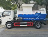New Made-in-China Kitchen Garbage Truck for Sale