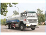Sinotruk 6X4 HOWO15000L Water Tank Truck with Sprinkling