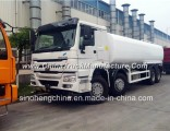 Hot Sale 25m3 HOWO Water Tank Truck/371HP 8X4 Sprinkling Truck