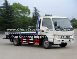 Cheap Price JAC 136HP Flatbed Wrecker Tow Truck 4X2
