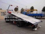 High Quality Best Price Dongfeng 136HP Flatbed Wrecker Truck 4X2