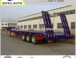 3 Axle Lowbed Lowboy Semi Trailer/Semitrailer/Semi-Trailer/Truck Trailer