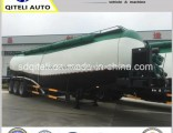 70ton 60cbm 3axles Bulk Cement/Powder Material Tank Semi Trailer