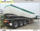 45cbm/40cbm/50cbm Bulk Cement Tanker Semi Trailer for Powder Material Transport