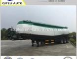 3 Axle 45 Cbm Bulk Cement Feed Tanker Bulker Tanker Semi Truck Trailer
