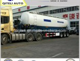 40cbm 3axles Bulk Cement Tanker Semi Trailer for Powder Material