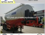 3 Axle Silo Semi Truck Powder Material Bulk Cement Tanker Trailer