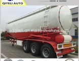 3 Axles 55cbm Bulk Cement Tank Semi Trailer