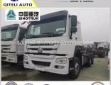 Sinotruk HOWO 4X2 290HP Tractor Truck Trailer Head Prime Mover Truck