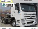 Sinotruk HOWO 371HP 25t Semi Trailer Head 6X4 Tractor Truck