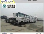 Sinotruk HOWO/HOWO 6X4 420HP Tracktor Head/Prime Mover 420HP Tractor Truck