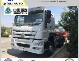 Sinotruk HOWO 6X4 Tractor 371HP Head Prime Mover Tractor Truck