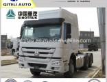 China Sinotruk HOWO Trailer Head 6X4 41-50t LHD Rhd Tractor Truck