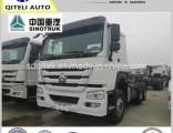 Sinotruk 10 Wheeler HOWO 371HP Tractor Head Truck for Sale